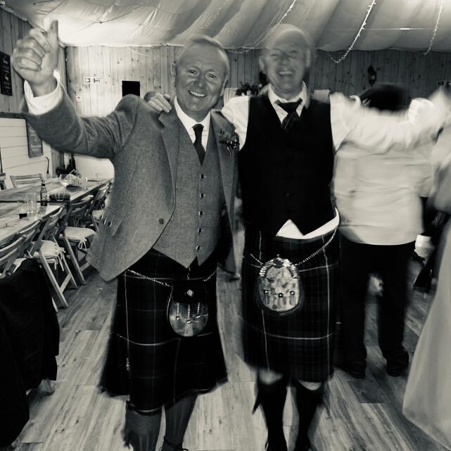 Kilt Society 5 star review on 24th August 2021