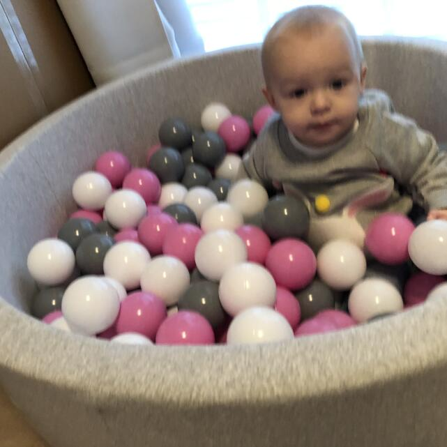 Baby Ball Pit  5 star review on 9th November 2018