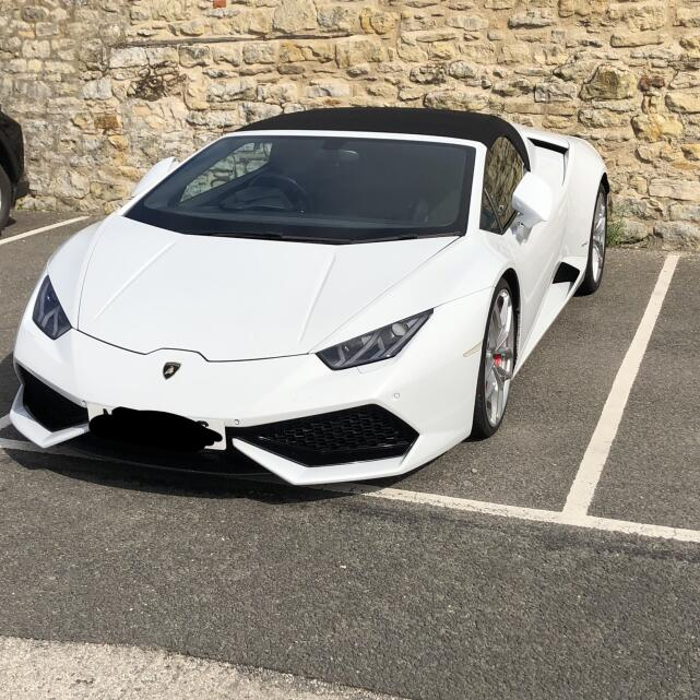 Supercar Experiences Ltd 5 star review on 8th September 2021