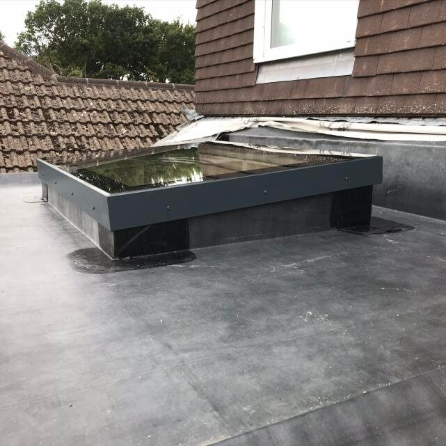 EOS Rooflights Ltd 5 star review on 7th October 2020
