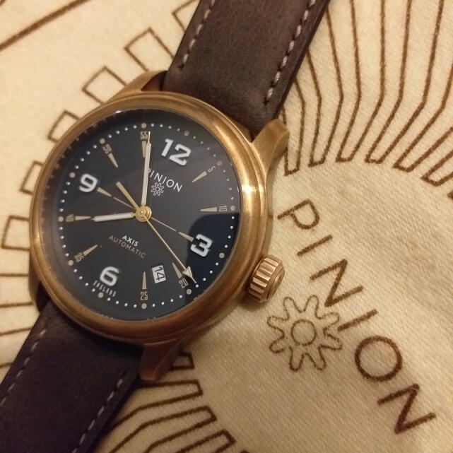 Pinion Watches 5 star review on 19th March 2020