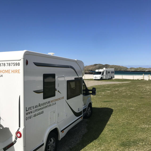 Life's an Adventure Motorhome & Campervan Hire 5 star review on 26th May 2019