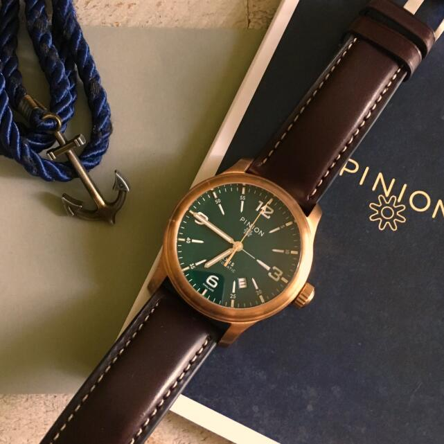 Pinion Watches 5 star review on 11th September 2018