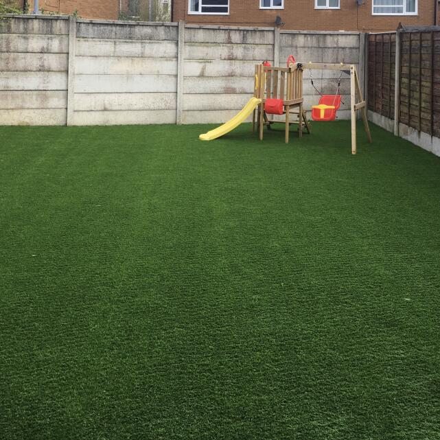 Great Grass 5 star review on 9th April 2021