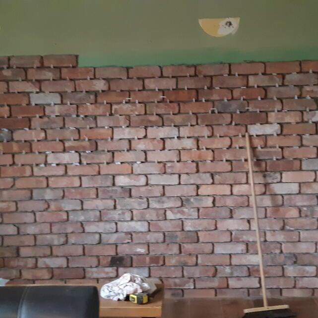Reclaimed Brick-Tile 5 star review on 18th September 2020