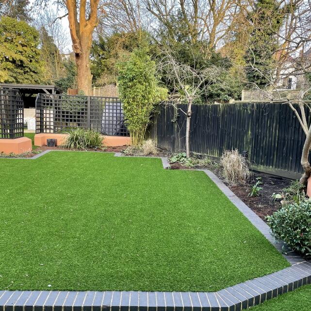 LazyLawn 5 star review on 3rd March 2021