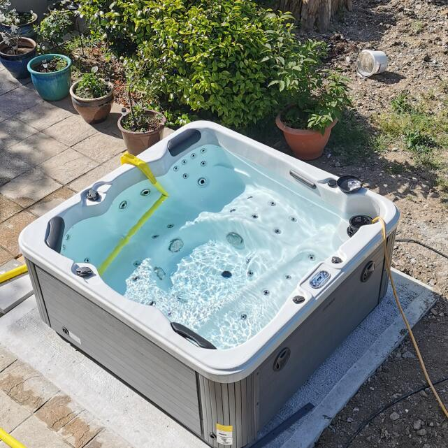 Cornish Hot Tubs 5 star review on 16th July 2020