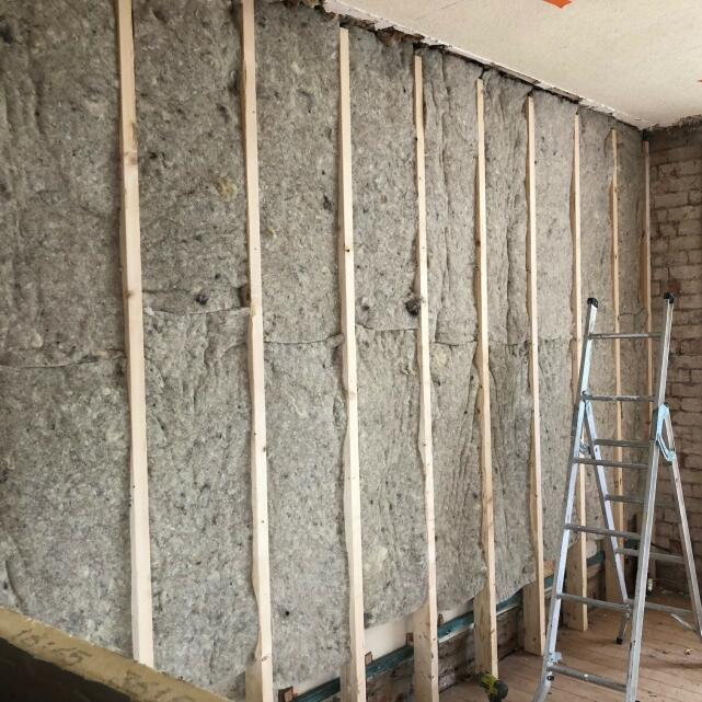Natural Insulations 5 star review on 8th July 2021