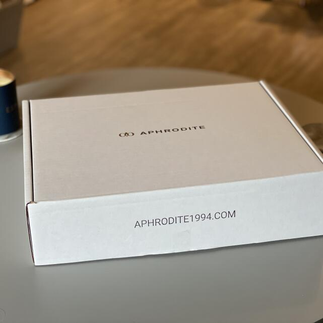 Aphrodite 5 star review on 12th January 2021