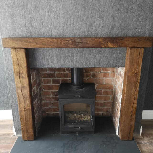 Traditional Beams 5 star review on 12th August 2020