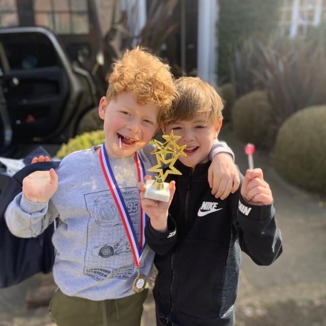 Rising Stars Activities 5 star review on 7th April 2021