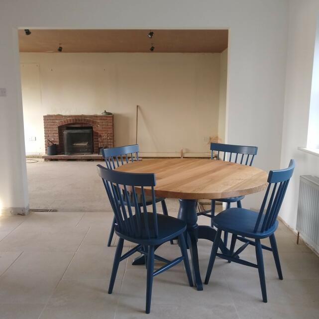 Farmhouse Table Company 5 star review on 30th November 2020