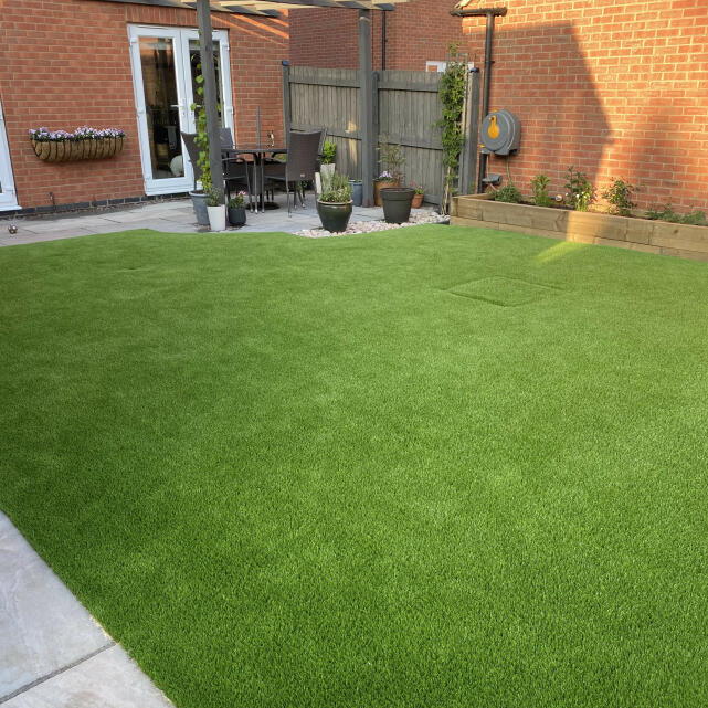 LazyLawn 5 star review on 3rd June 2020