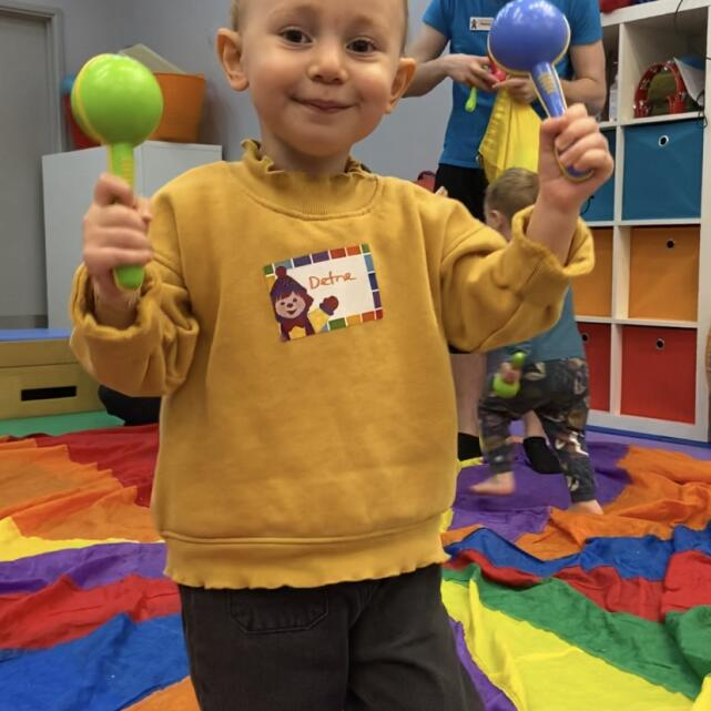 Gymboree Play & Music UK 5 star review on 14th October 2020