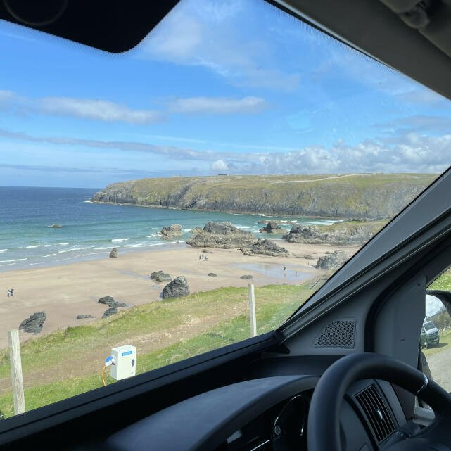 Freedhome Luxury Motorhome Hire 5 star review on 10th June 2021