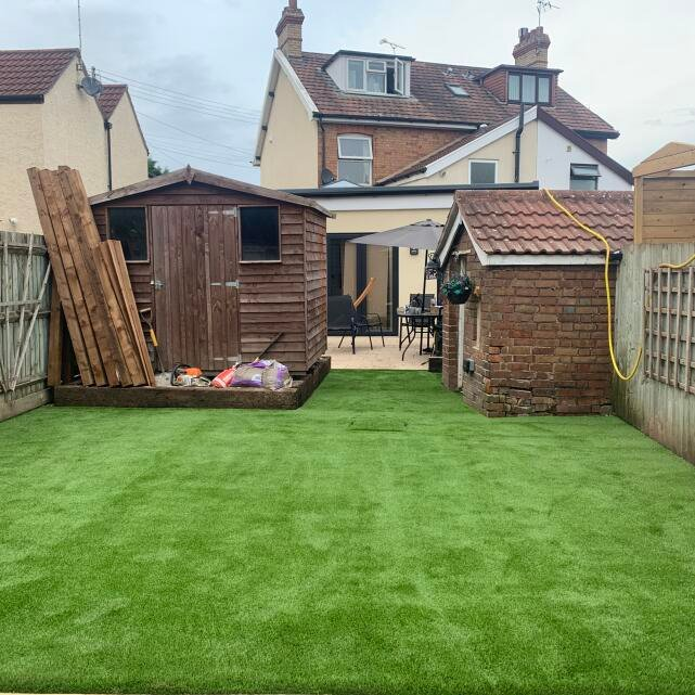 Easigrass Distribution Ltd 5 star review on 15th June 2020