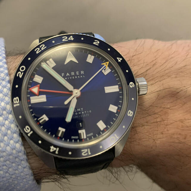 Farer 5 star review on 10th October 2020