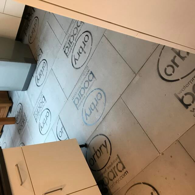 Tile Fix Direct 5 star review on 11th May 2017