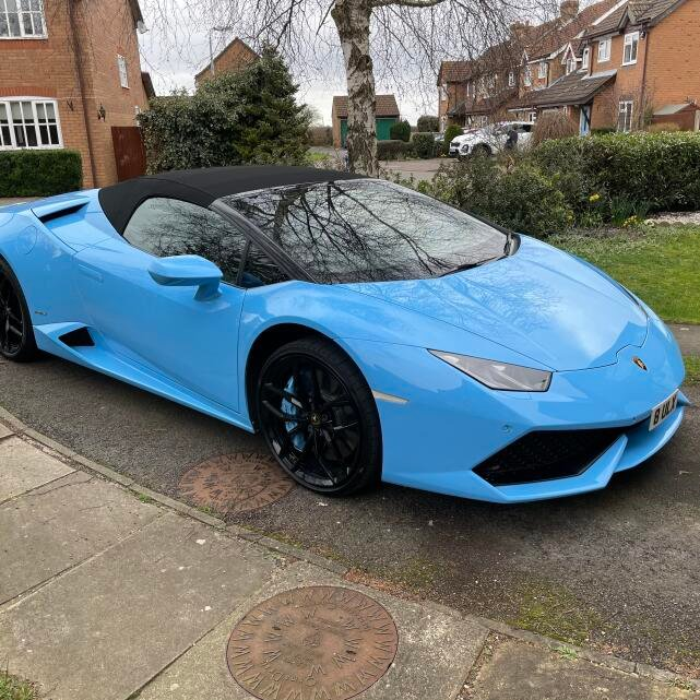 Supercar Experiences Ltd 5 star review on 15th March 2021