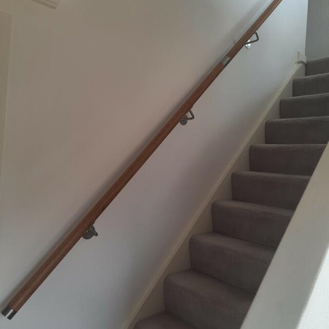 SimpleHandrails.co.uk 5 star review on 24th July 2021