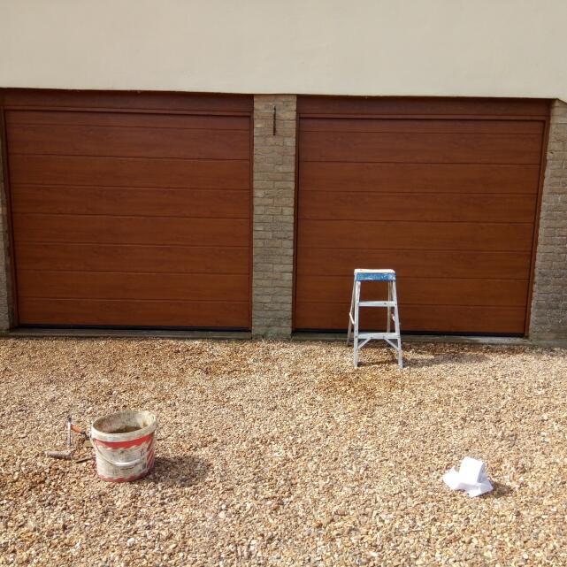 Arridge Garage Doors 5 star review on 22nd September 2021