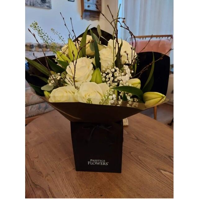 Haute Florist 5 star review on 25th February 2021