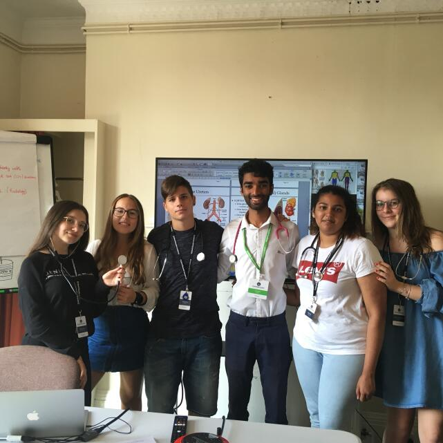 Oxford Royale Academy 5 star review on 4th August 2018