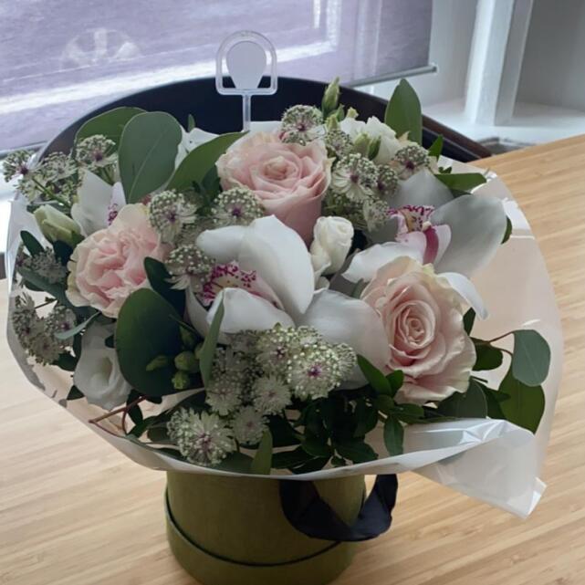 Verdure Floral Design Ltd 5 star review on 5th March 2021