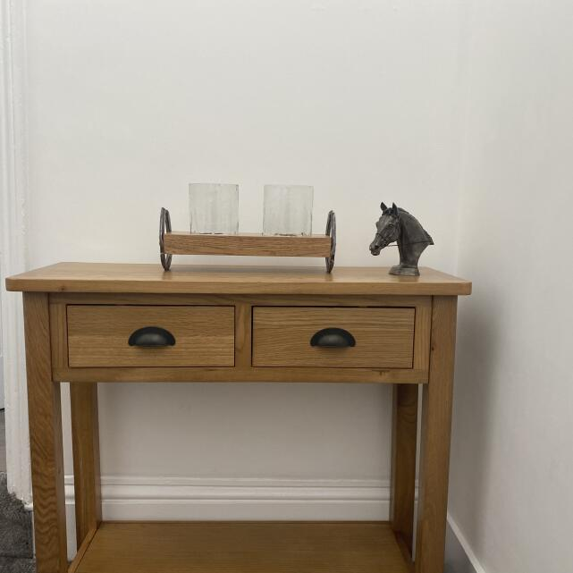 Chiltern Oak Furniture 5 star review on 15th September 2021