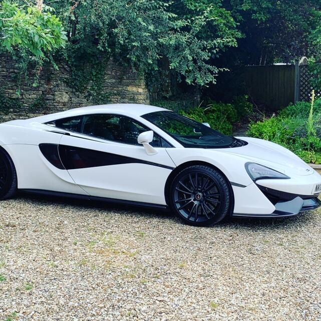 Supercar Experiences Ltd 5 star review on 26th July 2021