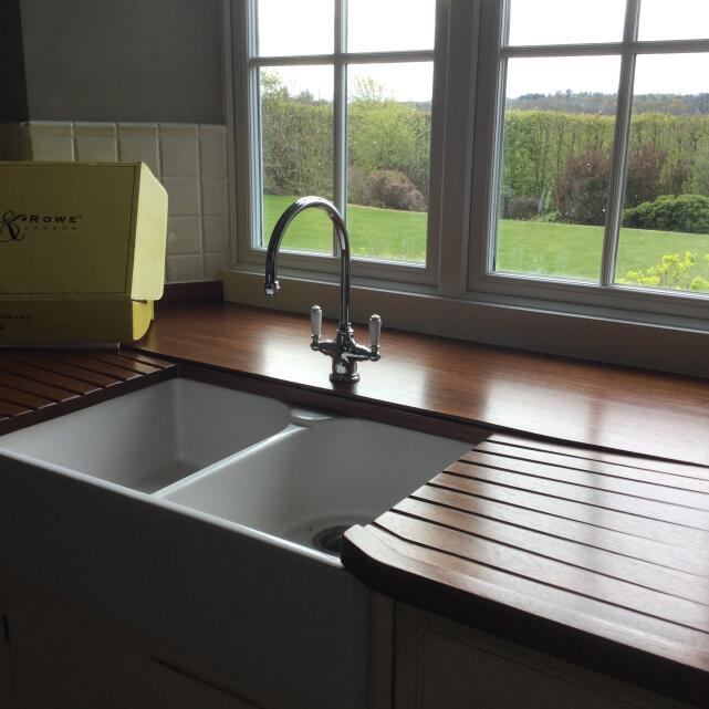 SINKS-TAPS.COM 5 star review on 3rd May 2021