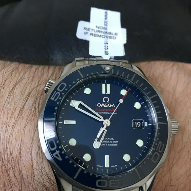 Iconic Watches 5 star review on 19th May 2018