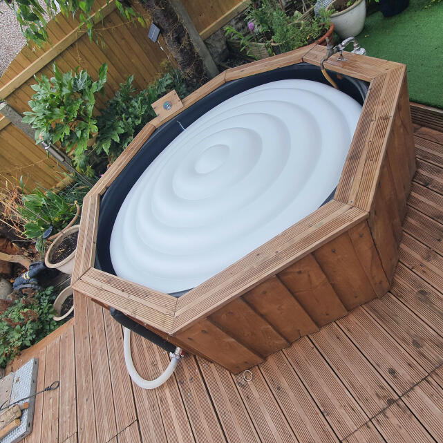 Wave Spas 5 star review on 31st July 2021