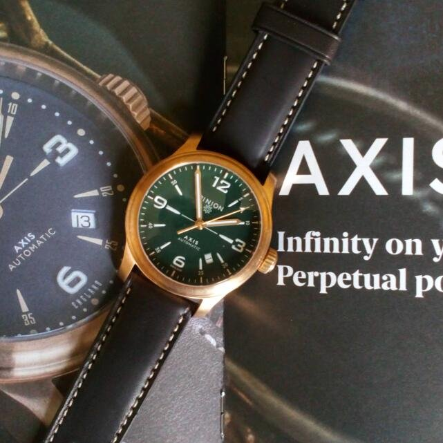 Pinion Watches 5 star review on 1st December 2018
