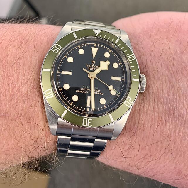 Edinburgh Watch Company 5 star review on 2nd July 2021