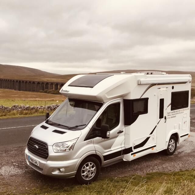 Life's an Adventure Motorhomes & Caravans 5 star review on 11th October 2018