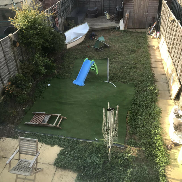 LazyLawn 5 star review on 19th May 2020