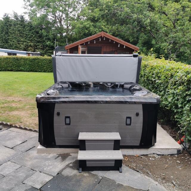 Welsh Hot Tubs 5 star review on 26th August 2020