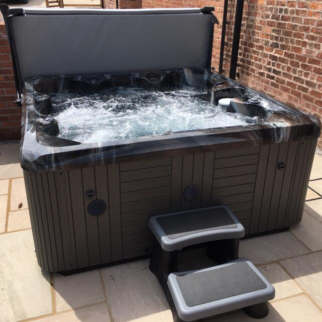 Welsh Hot Tubs 5 star review on 16th September 2020