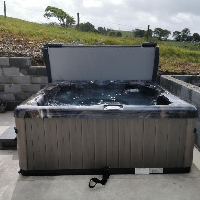 Welsh Hot Tubs 5 star review on 3rd June 2020