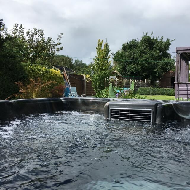 Welsh Hot Tubs 5 star review on 4th September 2020