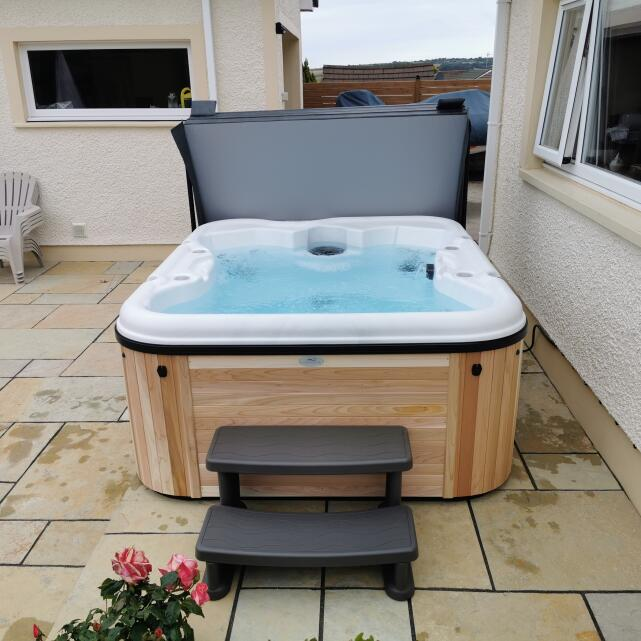 Welsh Hot Tubs 5 star review on 28th August 2020