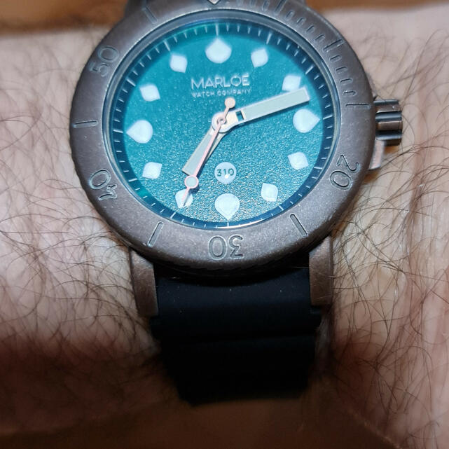 Marloe Watch Company  5 star review on 10th June 2021