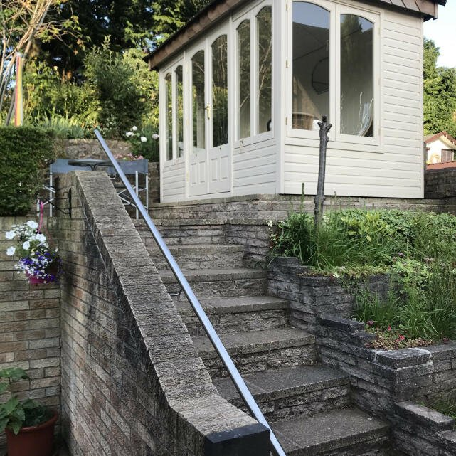SimpleHandrails.co.uk 5 star review on 19th July 2021