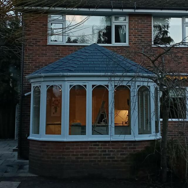 Tiled Roof Conservatories 5 star review on 1st February 2021