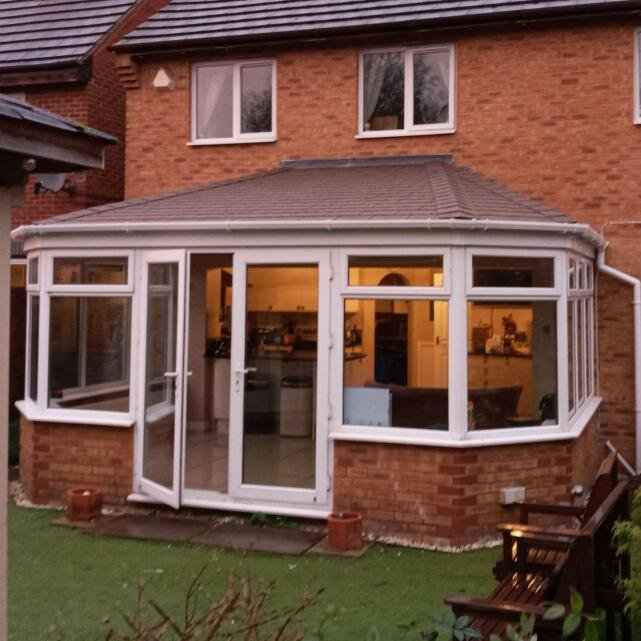 Tiled Roof Conservatories 5 star review on 20th November 2020