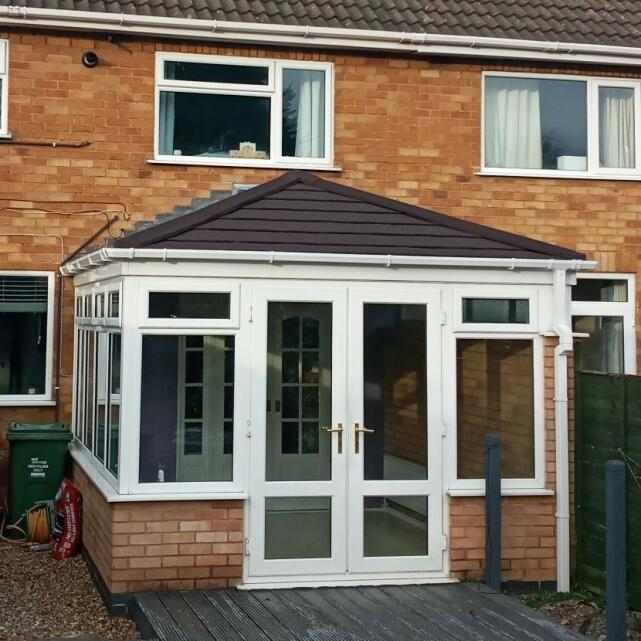 Tiled Roof Conservatories 5 star review on 23rd January 2021