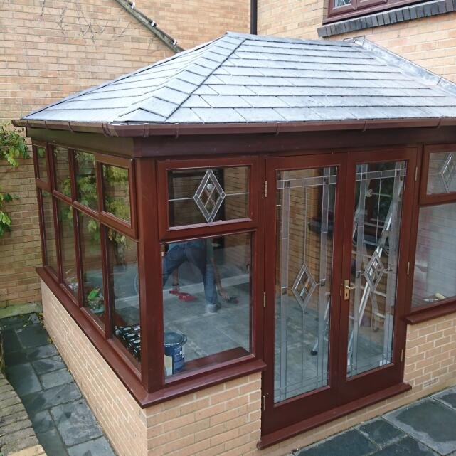 Tiled Roof Conservatories 5 star review on 4th April 2018