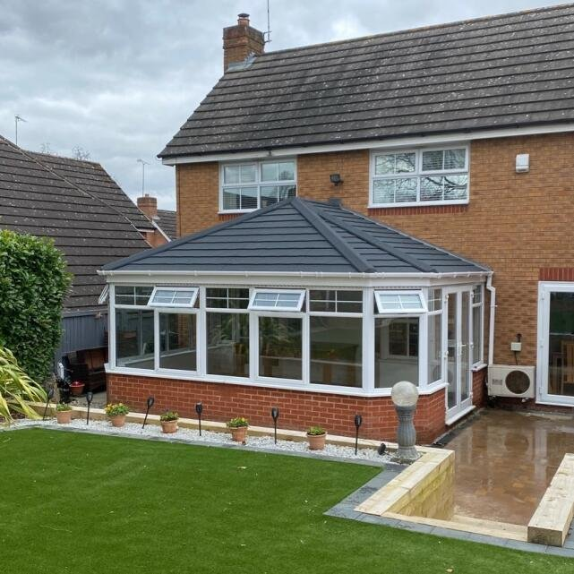 Tiled Roof Conservatories 5 star review on 12th March 2021