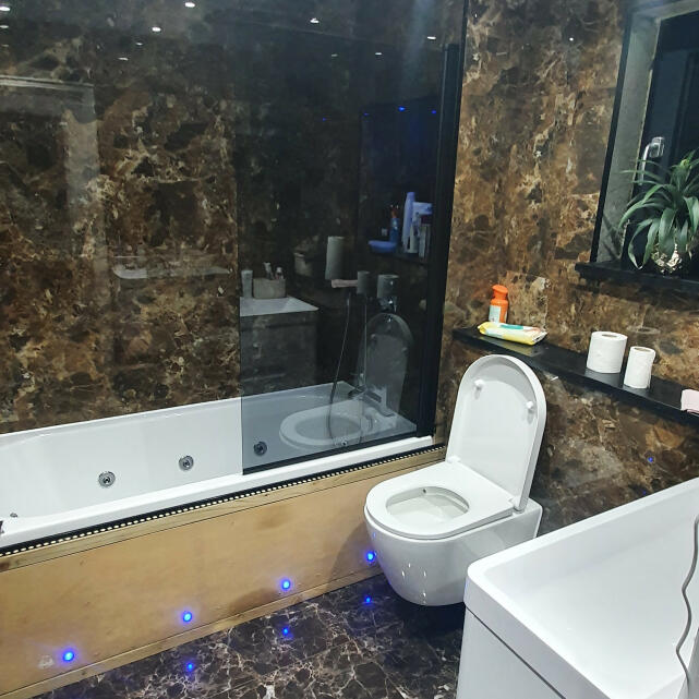 The Whirlpool Bath Shop 5 star review on 15th March 2021